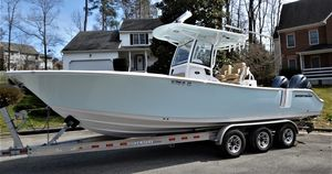Used Sportsman 282 Open Center Console Center Console Fishing Boat For Sale