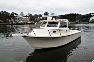 Used Parker 2820 XLD Sport Cabin Sports Fishing Boat For Sale