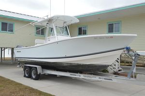 Used Regulator 26FS Center Console Fishing Boat For Sale