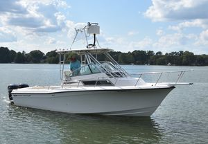 Used Grady-White 25 Sailfish Express w/ Tower Sports Fishing Boat For Sale