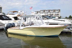 Used Custom Carolina 25 Calyber Center Console Fishing Boat For Sale