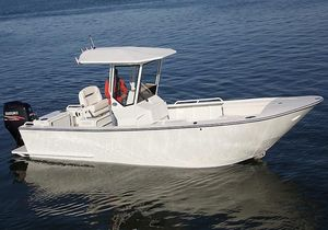 Used Custom 25 Center Console Fishing Boat For Sale