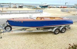 Used Cherubini Classic 24 Antique and Classic Boat For Sale