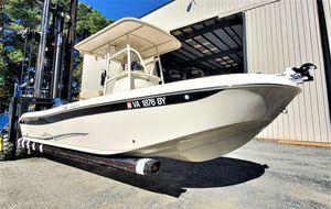 Used Carolina Skiff Ultra Elite 23 Center Console Center Console Fishing Boat For Sale