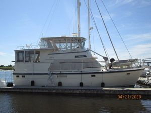 "Used Atlantic ""44"" Motoryacht Motor Yacht For Sale"