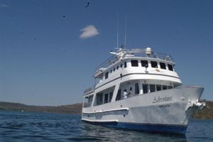 Used Custom Yacht 85 Dive Expedtion Commercial Boat For Sale