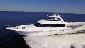 Used Lazzara 76 GRAND SALON Pilothouse Boat For Sale