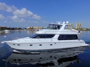 Used Carver 57 Voyager Pilothouse Motor Yacht For Sale