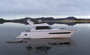 Used Custom Experty Yachts Prior 58 Flybridge Boat For Sale