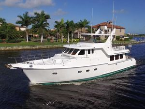 Used Nordhavn 57 Trawler Boat For Sale
