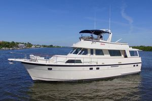 Used Hatteras 58 Motor Yacht Aft Cabin Boat For Sale