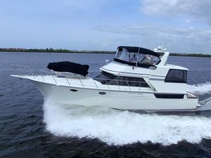 Used Californian 48 Cockpit Motor Yacht Aft Cabin Boat For Sale