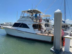 Used Ocean 48 Super Sport Convertible Fishing Boat For Sale