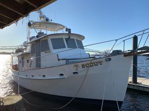 Used Kadey-Krogen 42 Trawler Boat For Sale