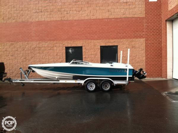 Used Donzi Classic 18 Cruiser Boat For Sale