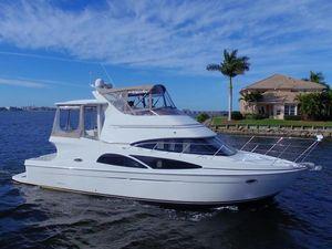 Used Carver 41 Cockpit Motor Yacht Aft Cabin Boat For Sale