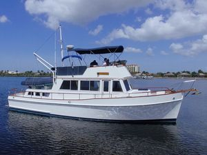 Used Grand Banks Classic 42 Aft Cabin Boat For Sale