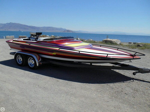 Used Sanger Mini Cruiser High Performance Boat For Sale