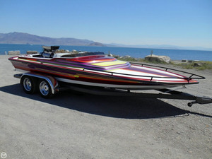 Used Sanger Mini Cruiser High Performance Boat For Sale