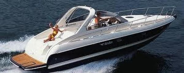 Used Airon 345 Cruiser Boat For Sale