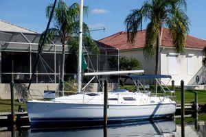 Used Hunter 33 Sloop Sailboat For Sale