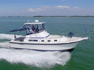 Used Albin 32 plus 2 Command Bridge Downeast Fishing Boat For Sale