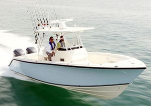 Used Cobia 296 Center Console Center Console Fishing Boat For Sale