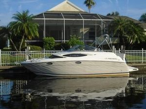 Used Regal 2565 Cruiser Boat For Sale