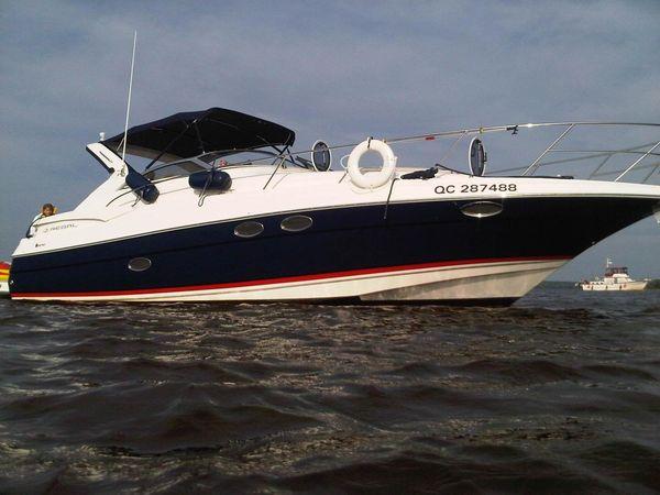 Used Regal 3760 Commodore Cruiser Boat For Sale