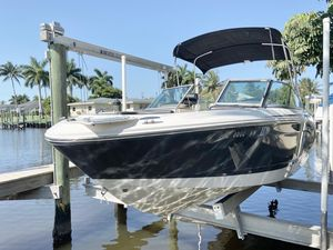 Used Chaparral 21 H2O Ski & Fish High Performance Boat For Sale