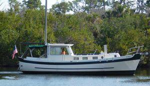 Used Banjer 37 Motorsailer Sailboat For Sale