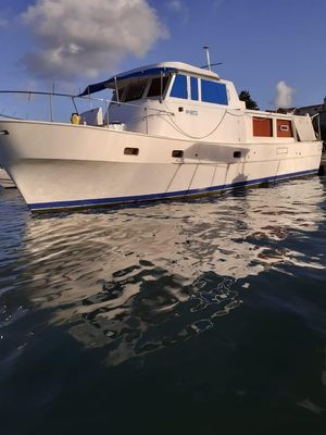 Used Trojan 46 Trawler Boat For Sale