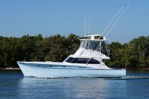 Used Rybovich Custom Sportfish Sports Fishing Boat For Sale