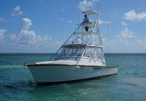 Used Stolper Express Fisherman Saltwater Fishing Boat For Sale