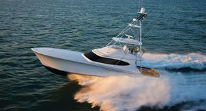 New Hatteras GT carolina Series Convertible Fishing Boat For Sale