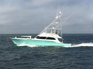 Used Buddy Davis 61 Sportfish Sports Fishing Boat For Sale