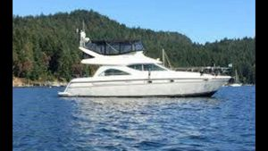 Used Maxum 4600 SCB Flybridge Boat For Sale