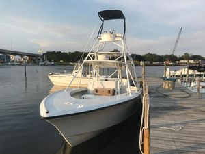 Used Rybo Runner 31 Sportfisherman Saltwater Fishing Boat For Sale