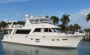 Used Hampton Endurance Pilothouse Boat For Sale
