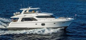 Used Hampton 650 Pilothouse Motor Yacht For Sale