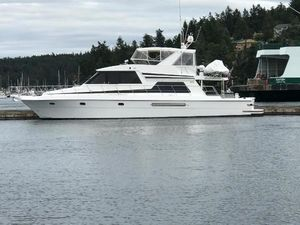 Used Compass 62' PH Yachtfish Pilothouse Boat For Sale