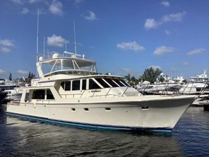 Used Offshore Yachts 62 Pilot House Motor Yacht For Sale