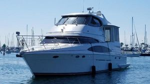 Used Carver 564 Cockpit Motor Yacht For Sale
