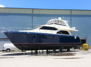 Used Hampton 580 Pilot House Pilothouse Boat For Sale