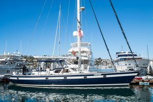 Used Tayana 58 Deck Saloon Cruiser Sailboat For Sale