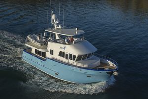 Used Northern Marine Expedition Trawler Boat For Sale