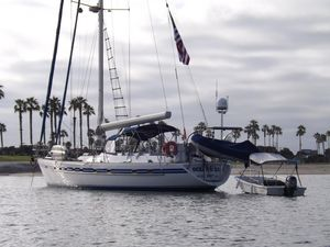 Used Tayana 55 Center Cockpit Cruiser Sailboat For Sale