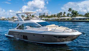 Used Azimut 50 Flybridge Boat For Sale