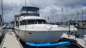 Used Carver 440 Aft Cabin Motorsailer Boat For Sale