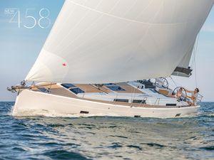 New Hanse 458 Motorsailer Boat For Sale